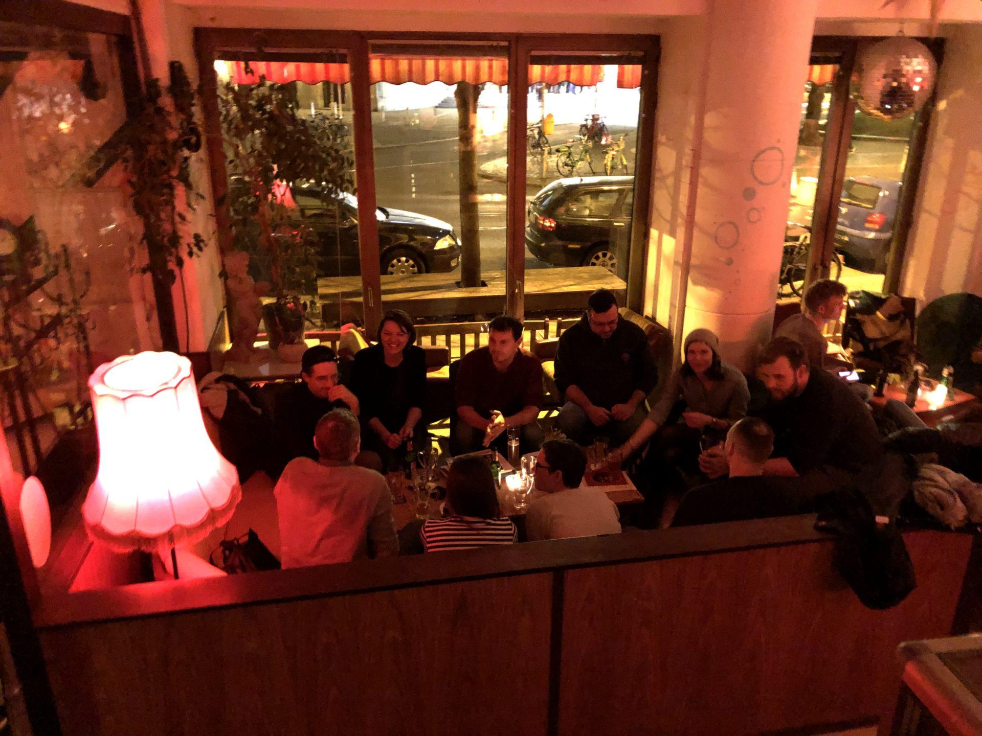 Berliner Segler-Stammtisch