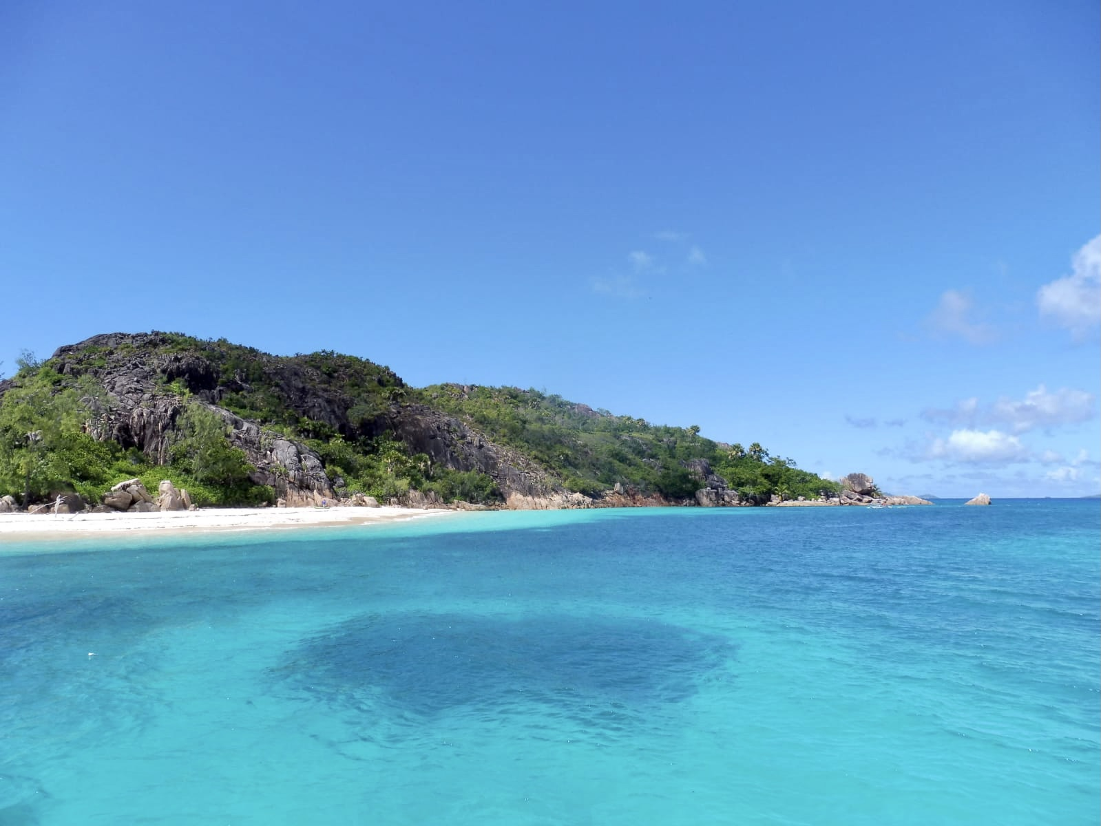 Seychellen über Silvester