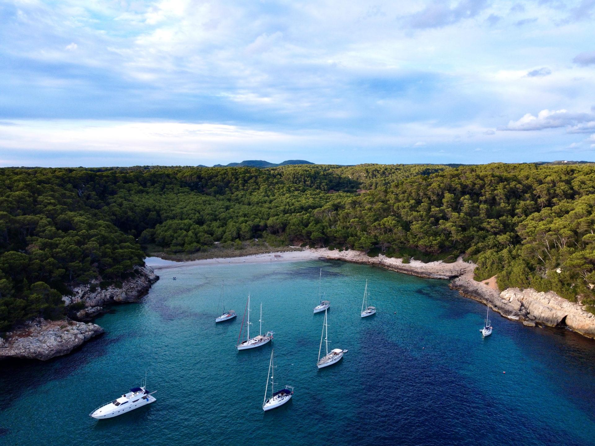 Sail & Yoga Sardinien