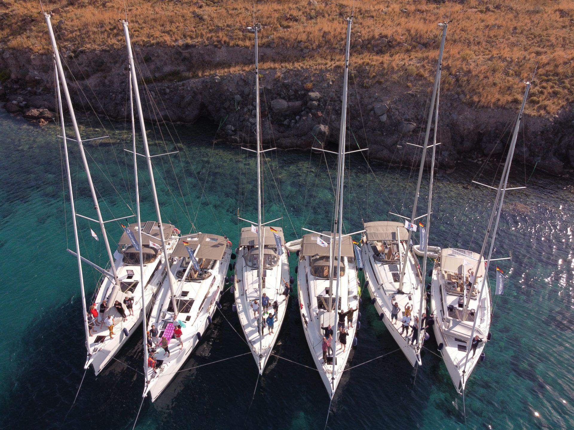 Soul Sailing Regatta Week in Griechenland - Christoph